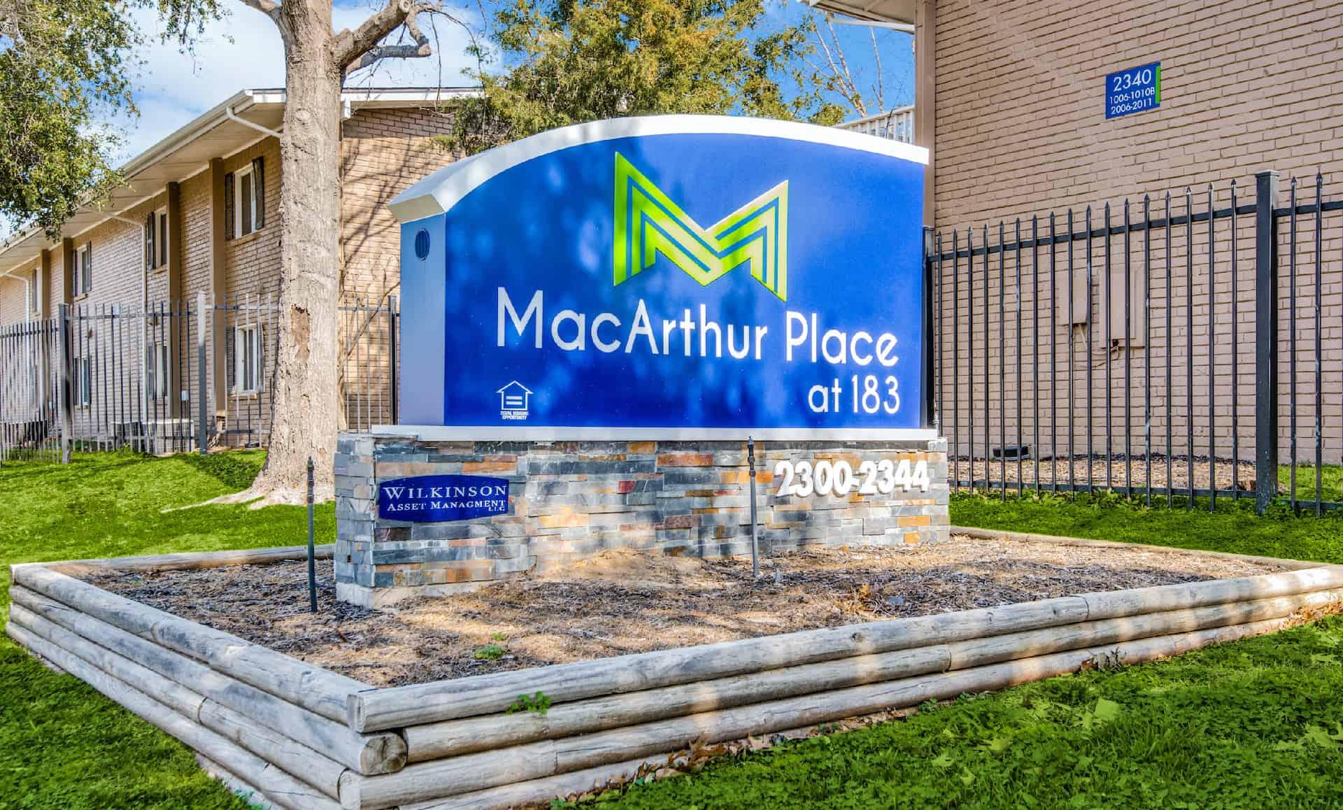 MacArthur Place